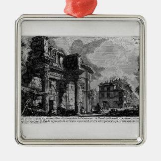 Piranesi-Foro Nervae de Juan Ornaments Para Arbol De Navidad