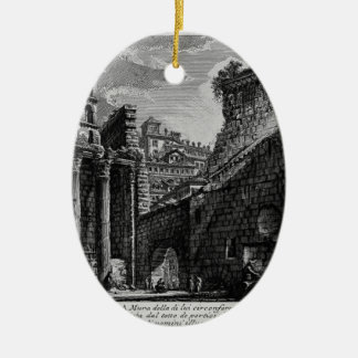Piranesi-Foro Nervae de Juan Ornamentos Para Reyes Magos