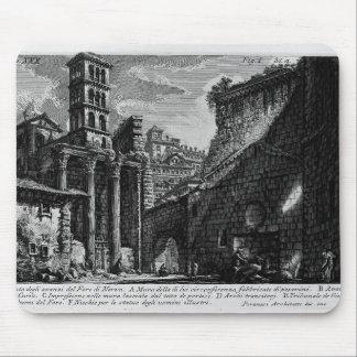 Piranesi-Foro Nervae de Juan Tapete De Raton