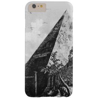 Piranesi Pyramide Funda De iPhone 6 Plus Barely There