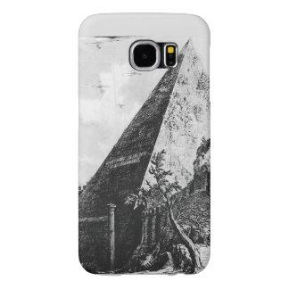 Piranesi Pyramide Samsung Galaxy S6 Cases