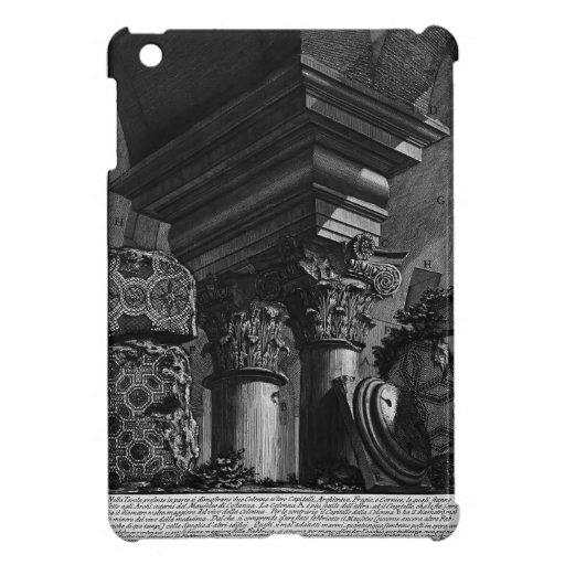 Piranesi-Restos de Juan del gran entierro del edif