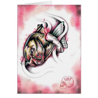 piranha card