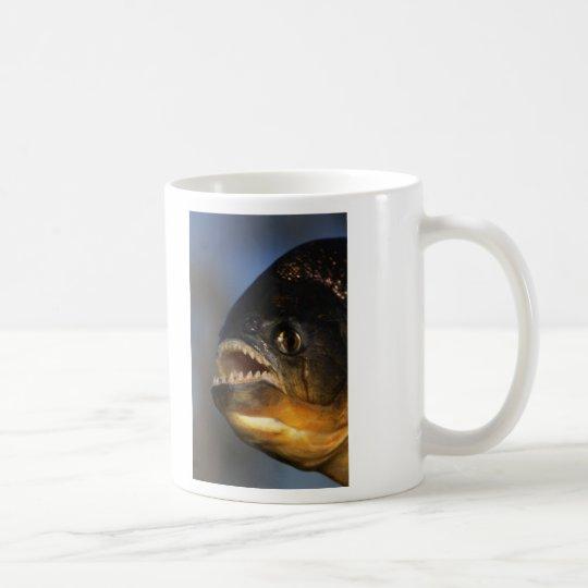Piranha Close-Up Coffee Mug