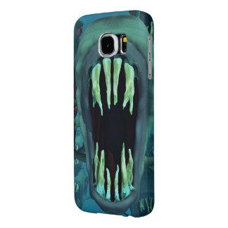 Piranhas Fish Custom Personalize Anniversaries Samsung Galaxy S6 Case