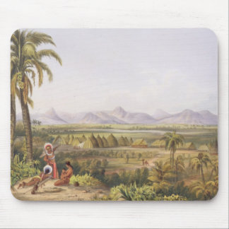Pirara and Lake Amucu, the Site of El Dorado, from Mouse Pad