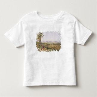 Pirara and Lake Amucu, the Site of El Dorado, from Toddler T-shirt