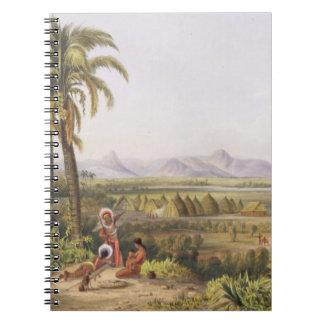 Pirara y lago Amucu, el sitio del EL Dorado, de Libro De Apuntes Con Espiral