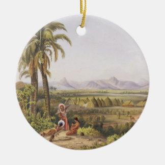 Pirara y lago Amucu el sitio del EL Dorado de Ornaments Para Arbol De Navidad