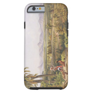 Pirara y lago Amucu, el sitio del EL Dorado, de Funda De iPhone 6 Tough