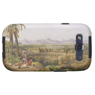 Pirara y lago Amucu, el sitio del EL Dorado, de Galaxy S3 Carcasas