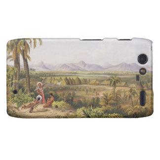 Pirara y lago Amucu, el sitio del EL Dorado, de Motorola Droid RAZR Carcasas