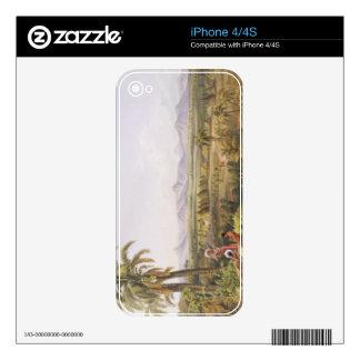 Pirara y lago Amucu, el sitio del EL Dorado, de iPhone 4S Calcomanías