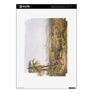Pirara y lago Amucu, el sitio del EL Dorado, de iPad 3 Skin
