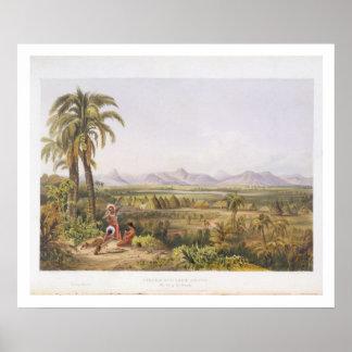 Pirara y lago Amucu, el sitio del EL Dorado, de Impresiones
