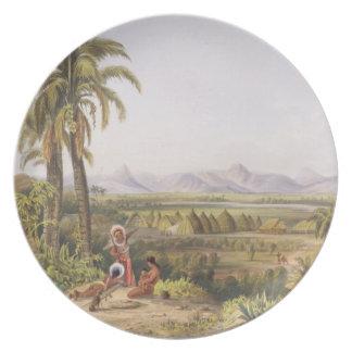 Pirara y lago Amucu, el sitio del EL Dorado, de Plato