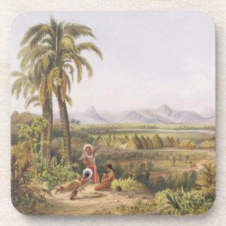 Pirara y lago Amucu, el sitio del EL Dorado, de Posavasos