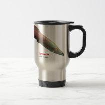 Pirarucu Travel Mug