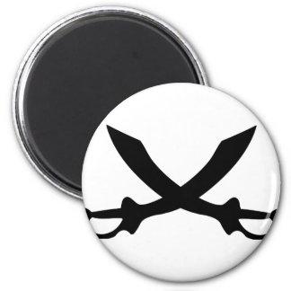 pirat saber sword icon magnet