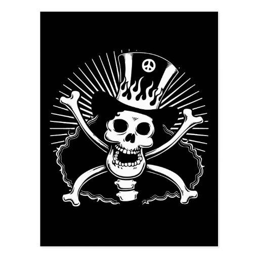 Pirata 2 de la música postal