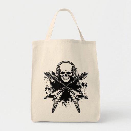 Pirata 3 de la música bolsas de mano
