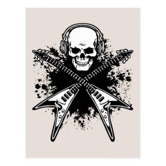 Pirata 3 de la música postales