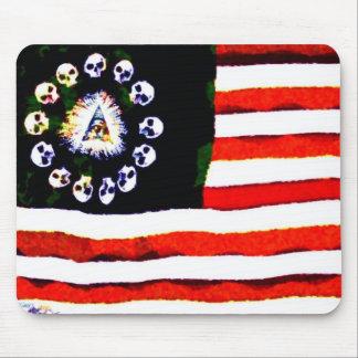 Pirata americano 005 tapetes de raton