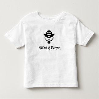 Pirata: Amo de la mutilación Remera