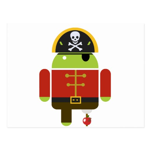 Pirata androide - Andy Postal
