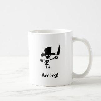 Pirata Arrrrg Taza