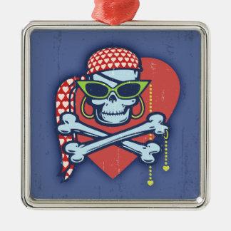 Pirata atractivo 513 ornamento para arbol de navidad