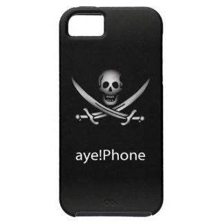 ¡Pirata aye! Teléfono iPhone 5 Carcasas