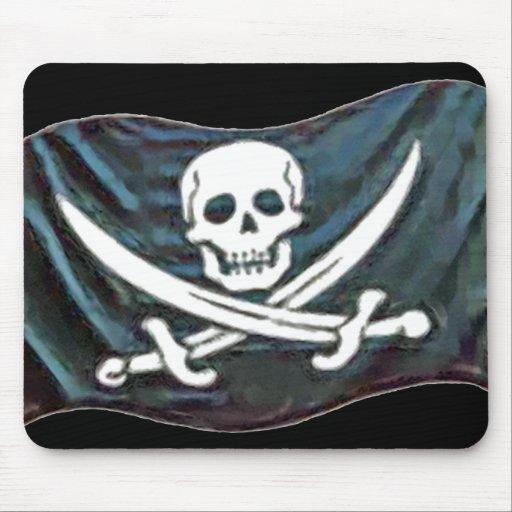 Pirata-Bandera Alfombrilla De Ratones