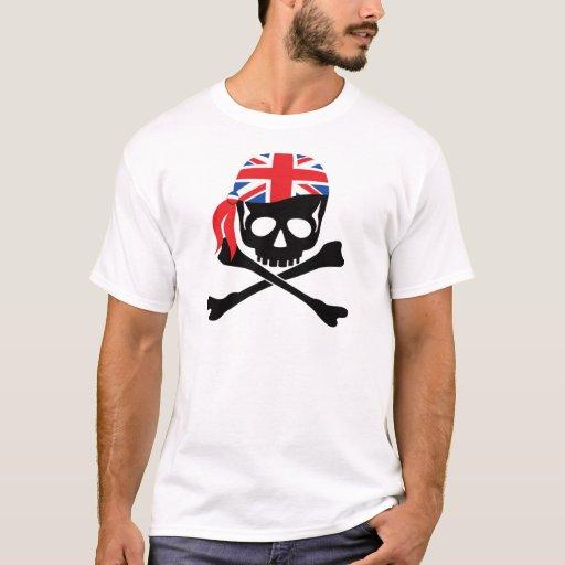 Pirata británico playera