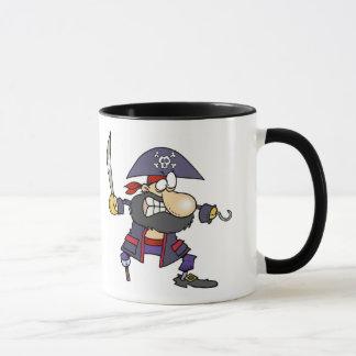 Pirata Bucanero - apenas añada la taza del ron