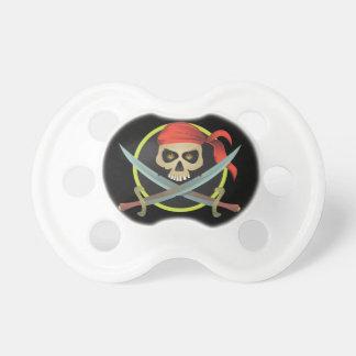 Pirata Chupetes De Bebé