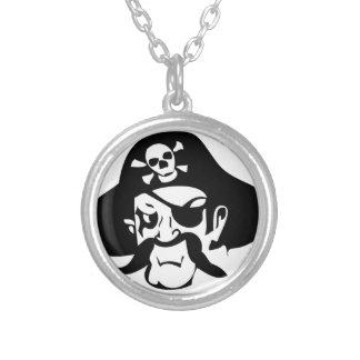 Pirata Colgante Redondo