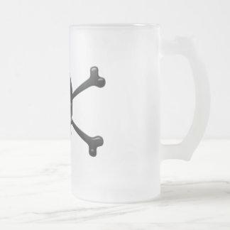 pirata de 8 bolas taza de café