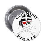 Pirata de Cornualles 1 Pins