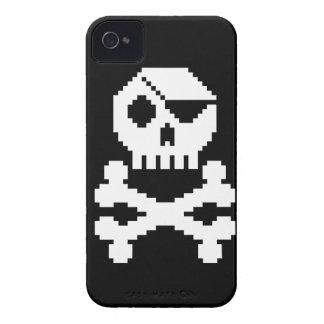 Pirata de Digitaces iPhone 4 Cárcasa