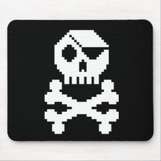 Pirata de Digitaces Tapetes De Raton