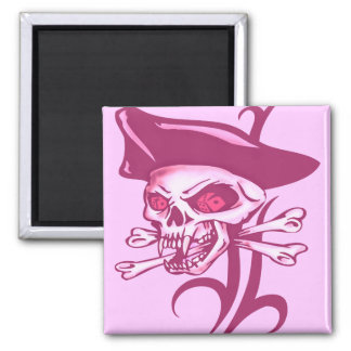 Pirata de juego 2 imanes de nevera