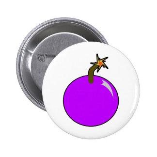 Pirata de la bola de cañón de la bomba del tiro re pins