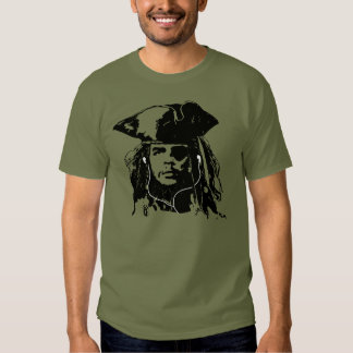 Pirata de la música poleras
