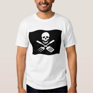 Pirata de la parrilla playera