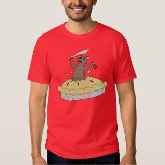 Pirata de la rata de la empanada playeras