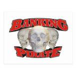 Pirata de las actividades bancarias postal
