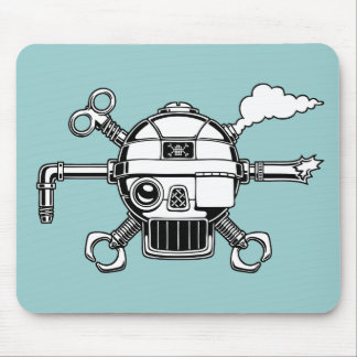 Pirata de Robo II Tapete De Ratón
