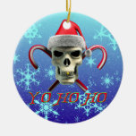 Pirata de Santa Ornamento Para Arbol De Navidad