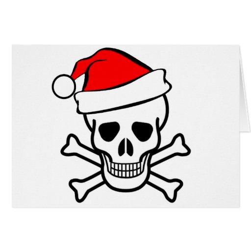 Pirata de Santa Tarjetón